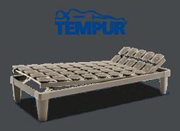 Tempur Systemrahmen Flex 1000 Abbildung