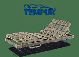 Tempur Systemrahmen Flex 2000er Abbildung