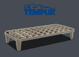 Tempur Systemrahmen Flex 500 Abbildung