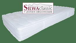 Silwa Classic 7-Zonen Matratze Abbildung