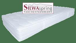 Silwa Spring Taschenfederkernmatratze Abbildung