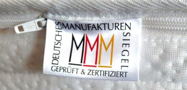 Silwa Matratzen Bezug Deutsche Manufaktur