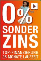 0% Sonderzins zu 24 Monaten Laufzeit Abbildung