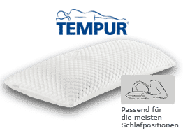 Tempur Comfort Schlafkissen Cloud