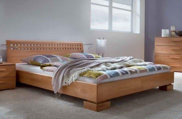 Artikel Hasena massiv Wood-Line Premium 18 mit Kopfteil Henry