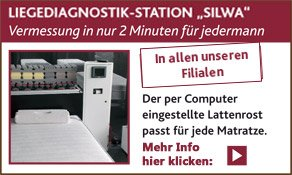 "Liegediagnostik-Station ""Silwa"""