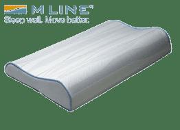 M Line Kissen Slow Motion II