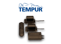 Tempur Systemrahmenzubehoer Massagemotoren VRT/5 Abbildung