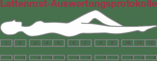 Silwa Computervermessung Auswertungsprotokoll