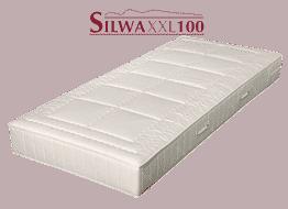 Silwa XXL 100 - 5-Zonen Bonell-Federkernmatratze