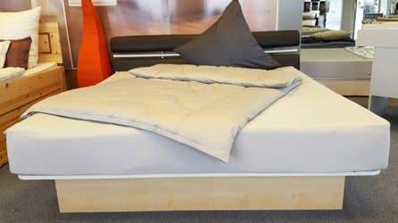Ausstellungs-Wasserbett Silwa Mare Notte