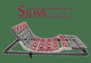 Silwa Comfort Tellerlatten-Rahmen mit Motoren