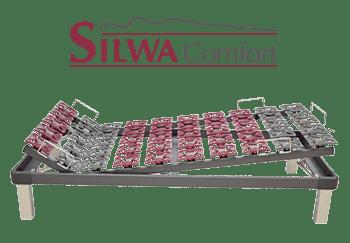 Silwa Comfort Tellerlatten-Rahmen starre Version