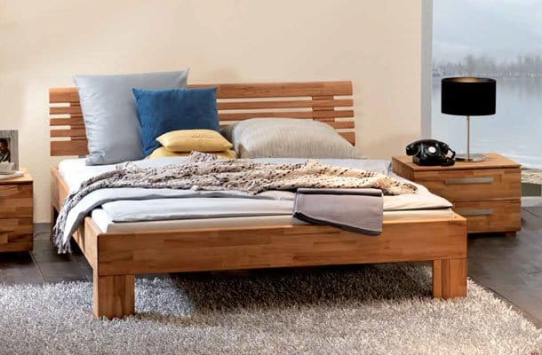 artikel hasena massiv wood p18 litto - Prestige Comfort Wasserbett