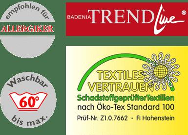 Badenia Trendline Comfort Pictogramm