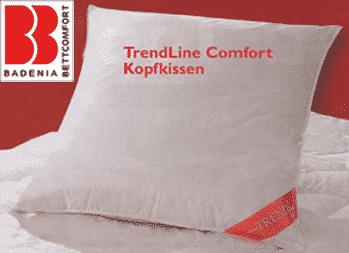 Kissen Badenia TrendLine Comfort Kissen