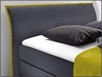 comfort kopfteil malmoe thumb - Boxspringbett COMFORT