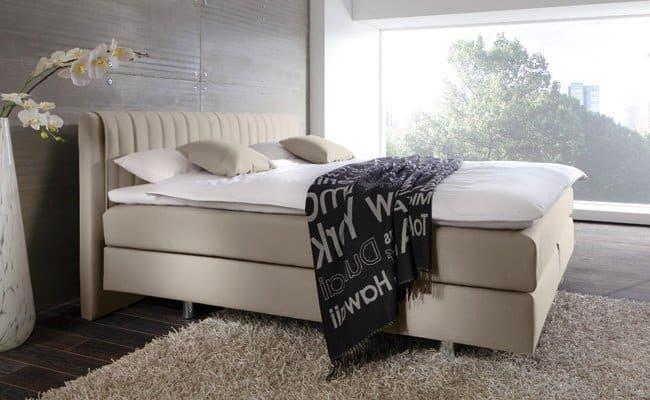 gro er boxspringbett ratgeber worauf sie beim kauf achten sollten. Black Bedroom Furniture Sets. Home Design Ideas