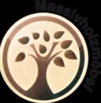 Massivholzmöbel Bettgestelle Logo
