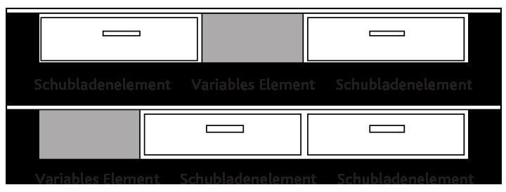 sockel premium zeichnung seitenansicht - SILWApronto Wasserbett