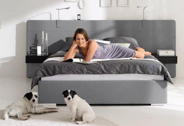 Swissflex Frau im Bett