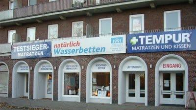 Gesunde Matratzen Hamburg Öffnungszeiten