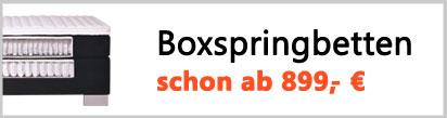 Boxspringbetten