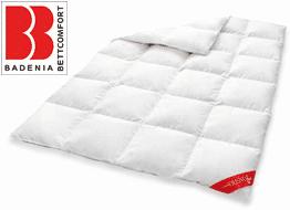 Bettdecke Badenia trendline comfort