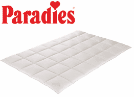 Bettdecke Paradies Arabella medium warm