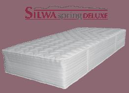 Silwa Spring Deluxe Boxpspringmatratze
