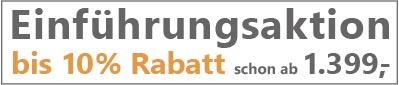 Boxspringbett Silwa Deluxe Einführungsaktion