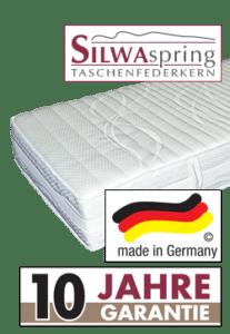 variante 2 silwa spring matratze 207x300 - SILWA Relaxe: Komfortliege spezial