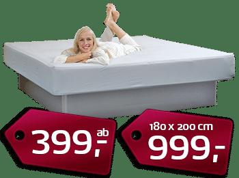 Wasserbett Prestige-Comfort