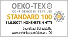 Oeko tex Standard 100 Schlaraffia Sky 200 Matratze Bultex