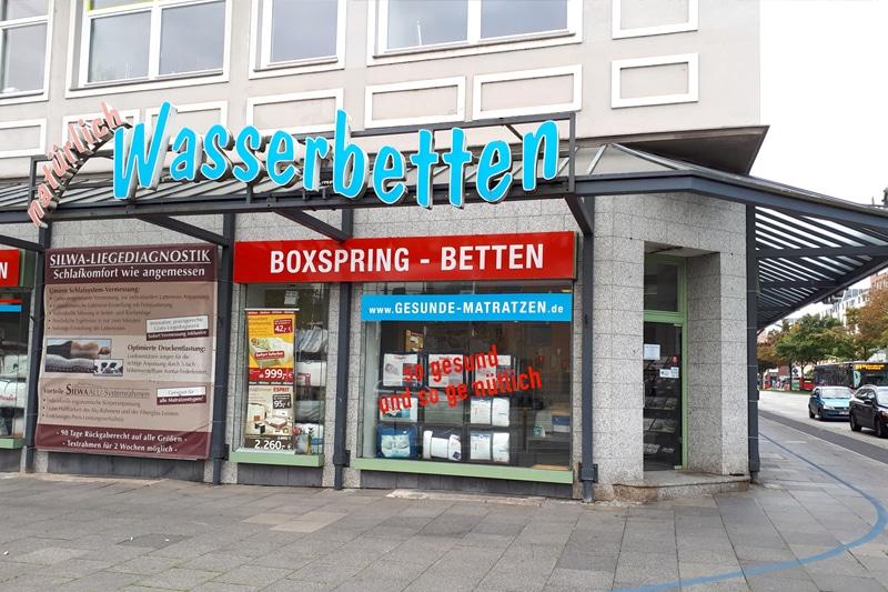 Gesunde Matratzen Filiale Kiel