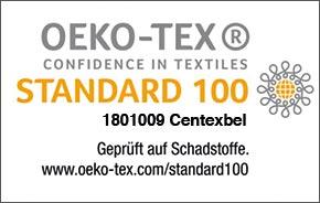 Oeko tex 100 Purotex-Bezug