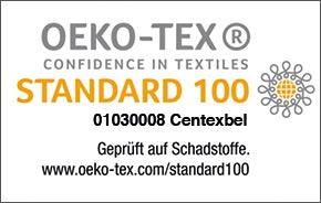 Oeko tex 100 Xtra Coll und Microtencel-Bezug