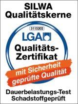 LGA Zertifikat SILWA Kerne