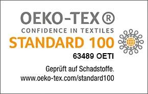 oeko tex 100 63489 OETI - Zertifikate Silwa Dreams Produktliste
