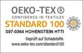 Oeko-tex Standard 100 S97-0364 Hohenstein HTTI